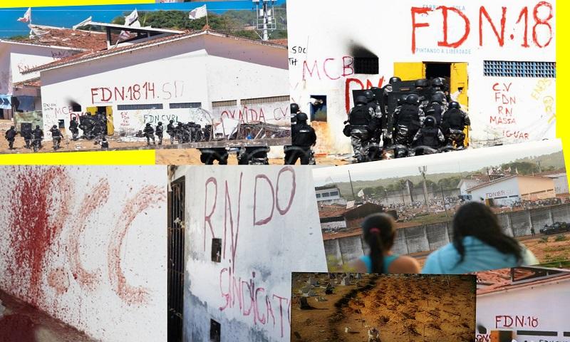 PCC cria exército para enfrentar FDN e novo massacre é ameaça