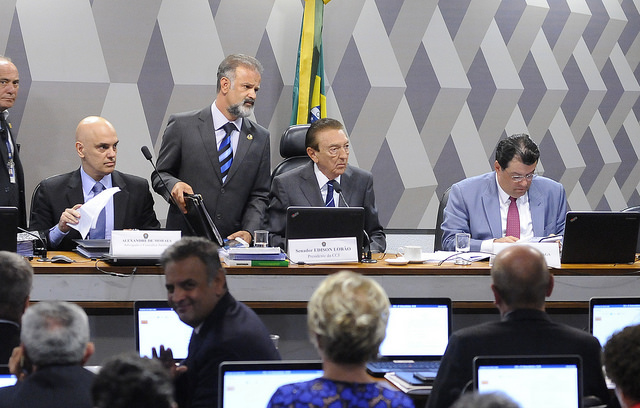 Moraes defende incentivos fiscais da ZFM ao ser questionado por Braga