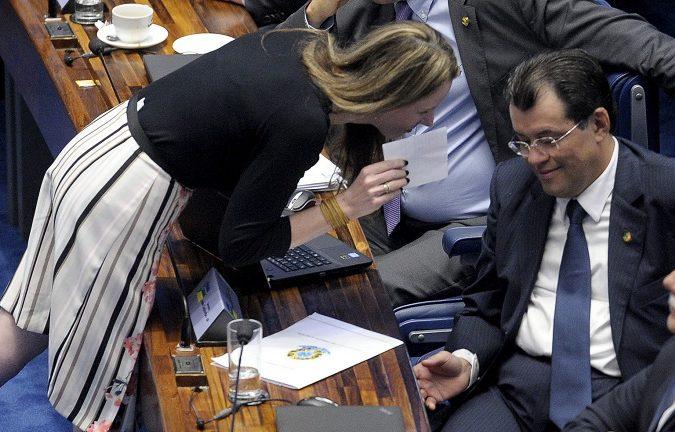 'Ela' e Braga são denunciados ao STF por R$ 2,3 milhões da Odebrecht