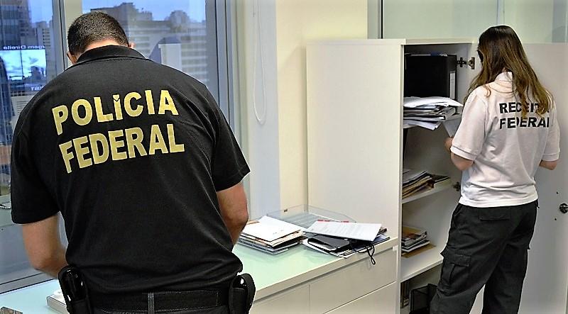 Polícia Federal está em Presidente Figueiredo