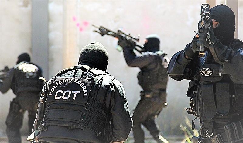 Polícia Federal pode incorporar Civil e Militar seria unificada