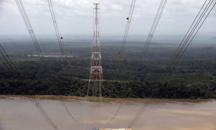 TRF-1 julga ações que podem anular leilão do Linhão de Tucuruí