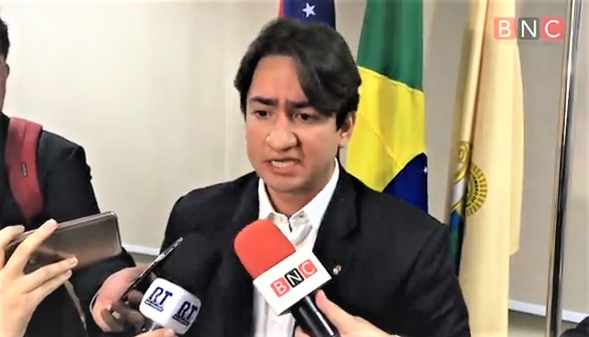 Diego Afonso sai do PDT e anuncia novo partido na segunda-feira