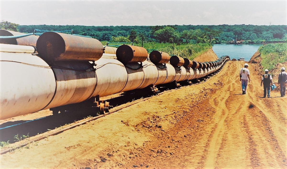 Petrobrás põe à venda outra reserva de gás do Amazonas