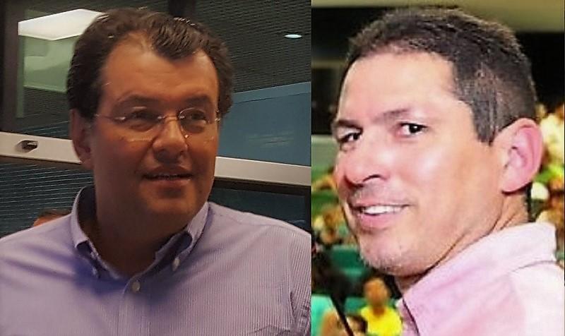Marcelo Ramos vice de Braga, chapa fechada na casa de Alfredo