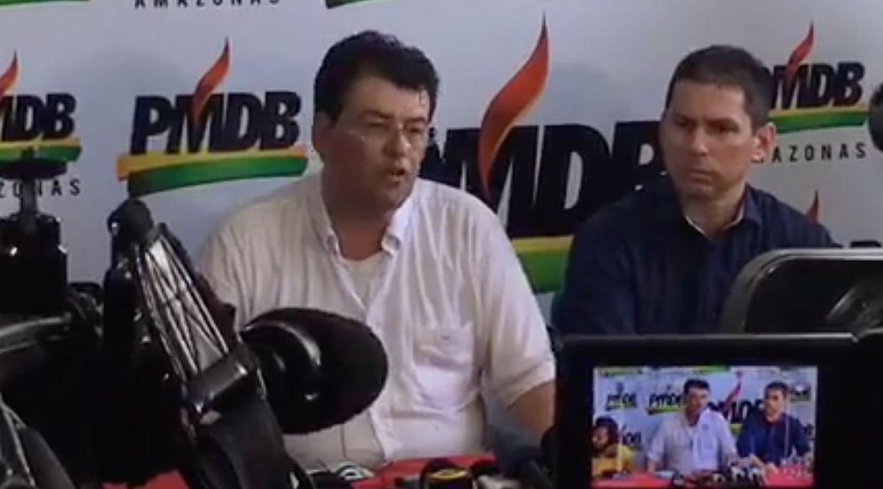 "Braga, sobre seu nome na Lava Jato: ""Sequer assinei o contrato da arena"""
