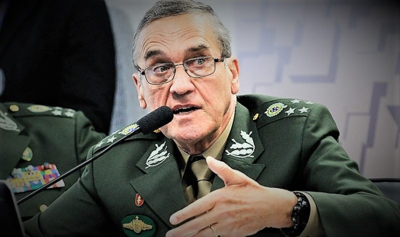 """Bispos usam dados distorcidos da Amazônia"", diz general Villas Bôas"