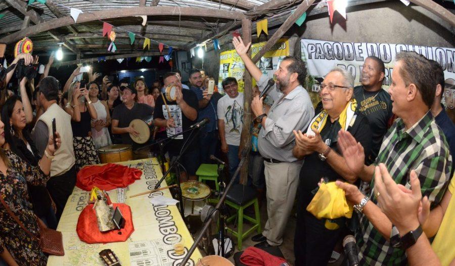 Reeleição de Amazonino ganha força no PDT após julgamento de Lula