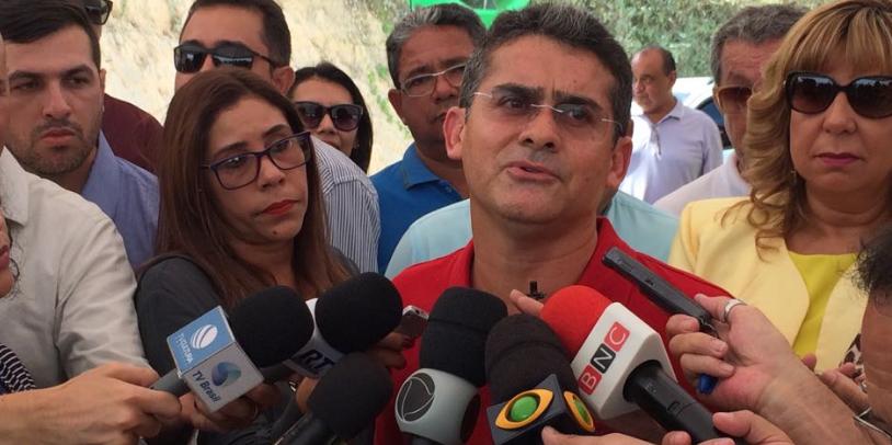 """""""Com histórico dele, crítica é elogio"""", afirma David sobre Bosco"""