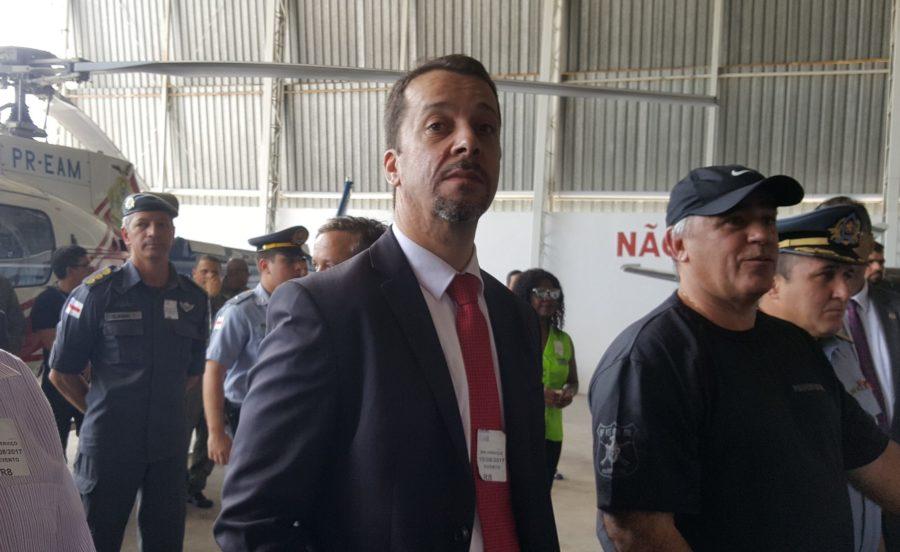 Superintendente da PF-AM será adido em Madri