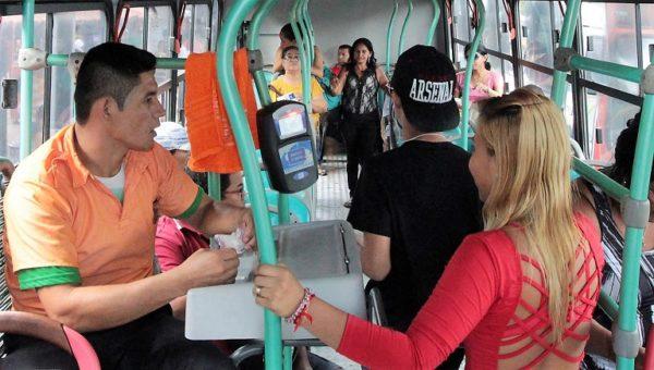Bilhete eletrônico nos ônibus de Manaus é ampliado para todas linhas