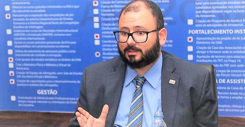 OAB reclama por não ter sido chamada sobre inquérito do Compaj