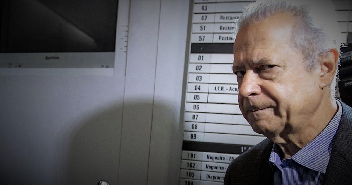 TRF4 mantém 30 anos de prisão dados por Moro a José Dirceu
