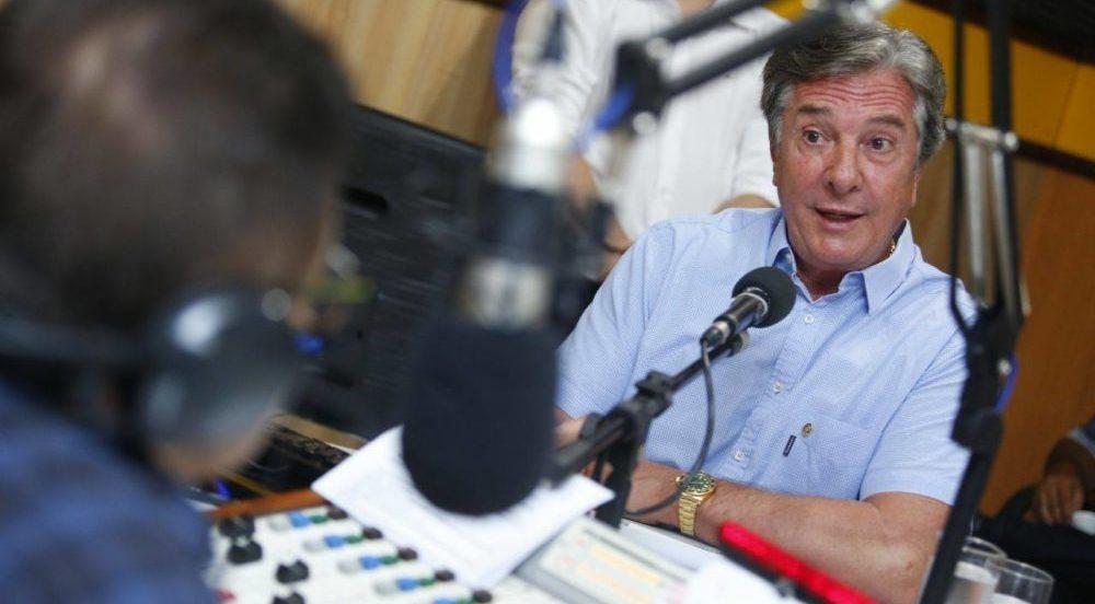 Collor quer voltar à Presidência por ter mais experiência, diz em rádio
