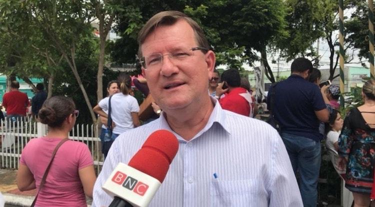 José Ricardo e mais nove denunciam Bolsonaro no Sínodo da Amazônia