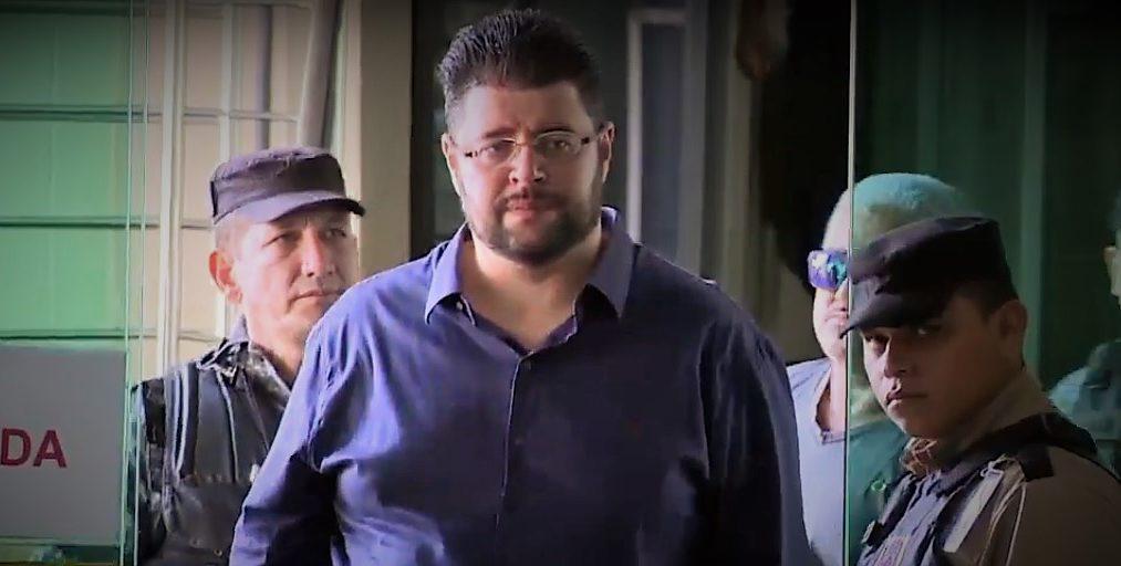 Mouhamad e mais três denunciados de novo na Maus Caminhos