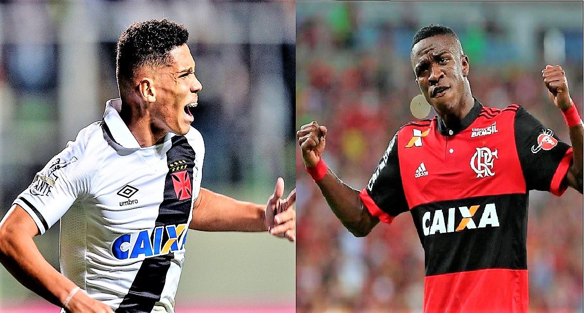 Revelações de Vasco e Flamengo jogam na Arena da Amazônia