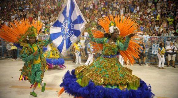 Beija-Flor de Nilópolis é a campeã do Carnaval do Grupo Especial no Rio