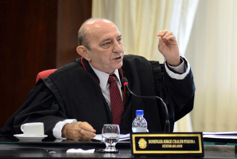 Eleição virtual define Domingos Chalub presidente do TJ-AM