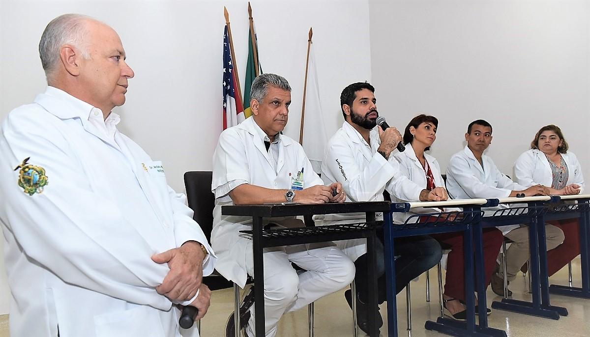 Amazonense que sobreviveu à raiva humana inicia reabilitação na FMT