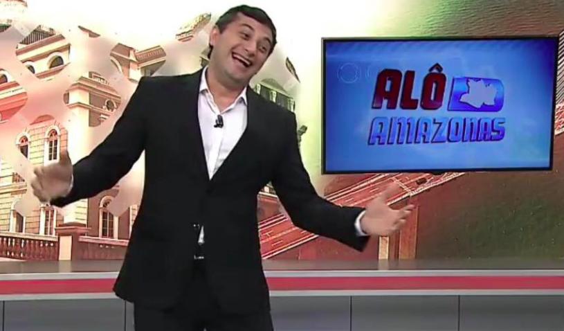 Wilson Lima, Alô Amazonas, TV A Crítica, Pastor Everaldo BNC Amazonas