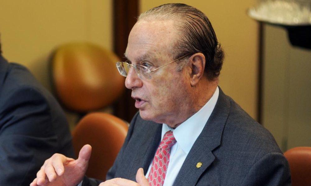 Ministro do STJ nega  pedido de prisão domiciliar para Paulo Maluf