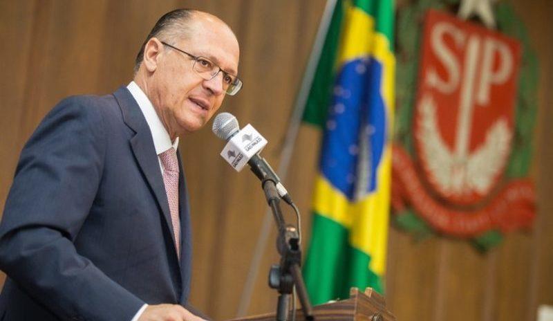 MPF quer remeter a SP inquérito contra Alckmin na Lava-Jato