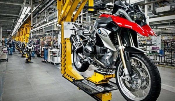Produção de motos na ZFM puxa crescimento da indústria brasileira