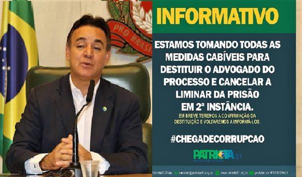 Moraes diz que PEN não pode desistir de pedido feito ao STF