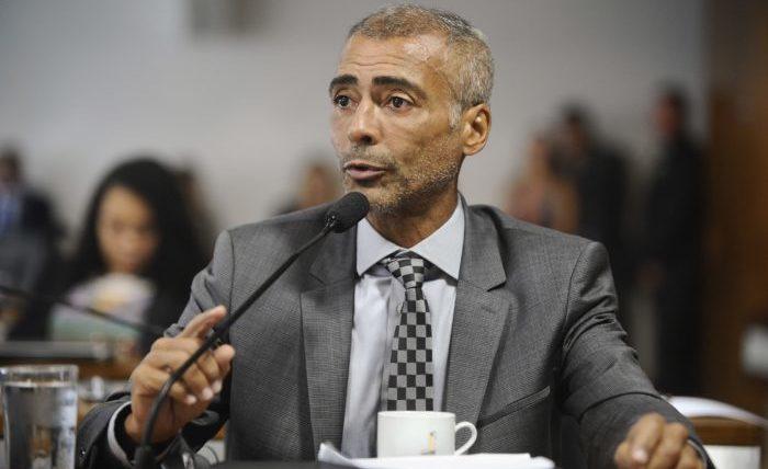 Plano de Romário de ampliar mandato a 12 anos é rejeitado no TSE