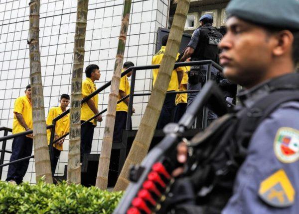 João Branco e cúmplices silenciam no júri do crime de Oscar Cardoso