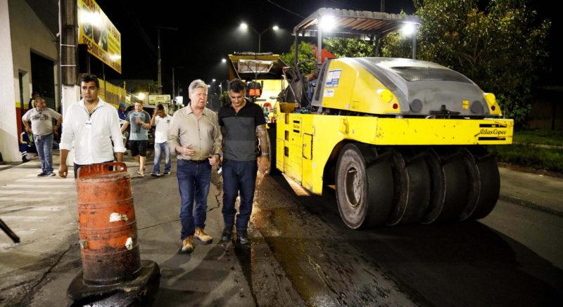 Pacote de obras nas ruas de Manaus começa em junho, anuncia Arthur