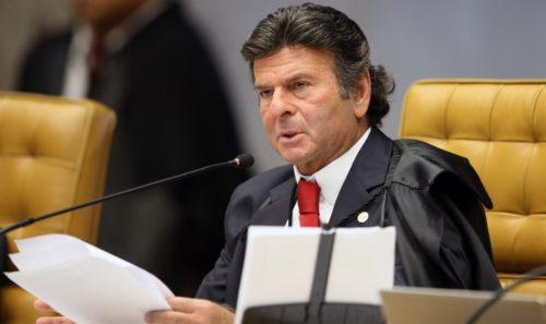 Revisão de pena por corrupção não vale na pandemia, decide Fux