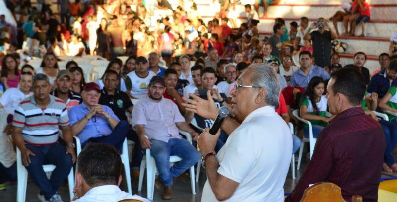 Humaitá - Amazonino anuncia construção de anel viário