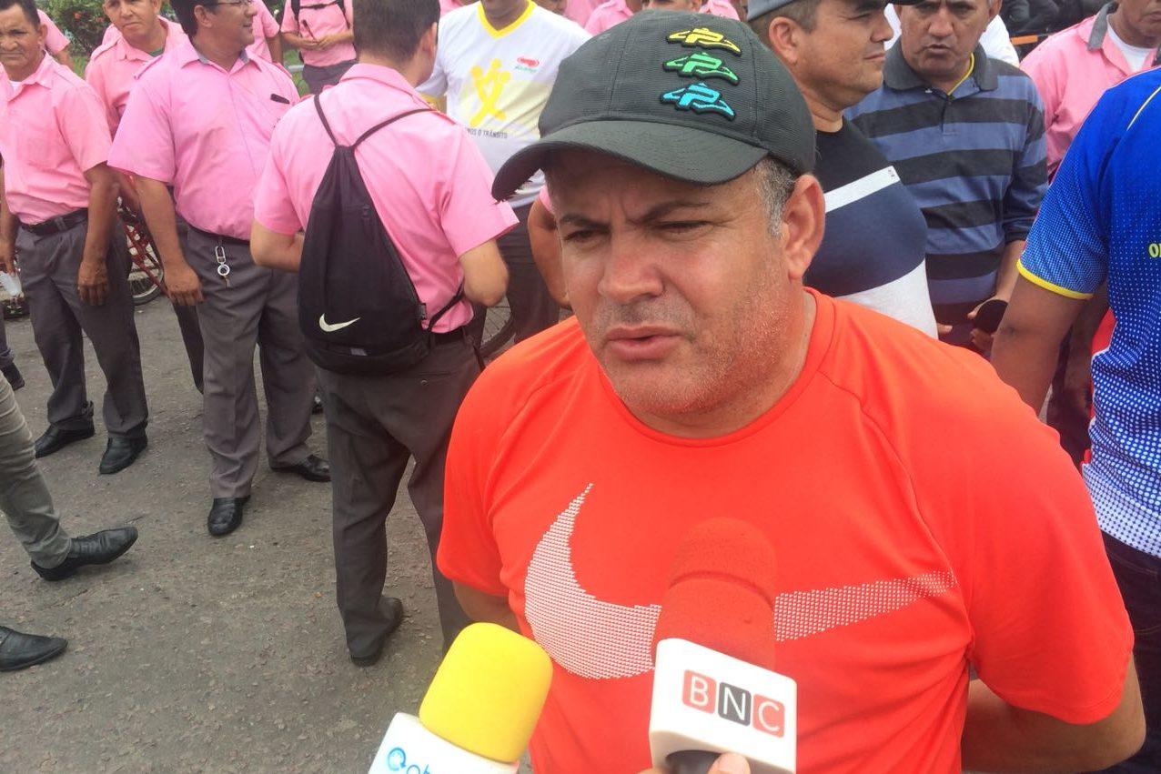 Preso, Givancir Oliveira está com suspeita de coronavírus