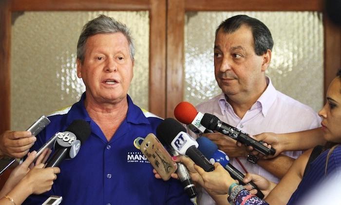 Evento do PSD é realizado com ausência de Arthur e PSDB