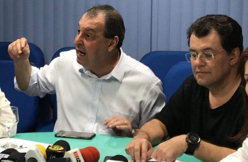 Omar e Braga testam negativo para coronavírus