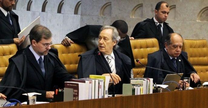 ministros Delação