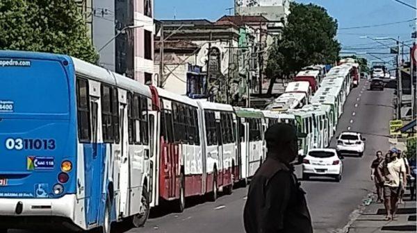 TRT determina circulação mínima de 70% da frota, em caso de greve