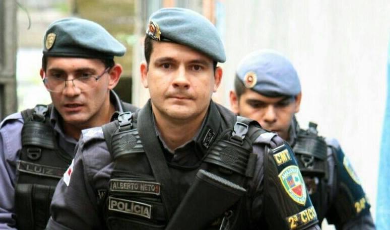 Capitão midiático escolhe PRB, de Silas, para disputar vaga de deputado