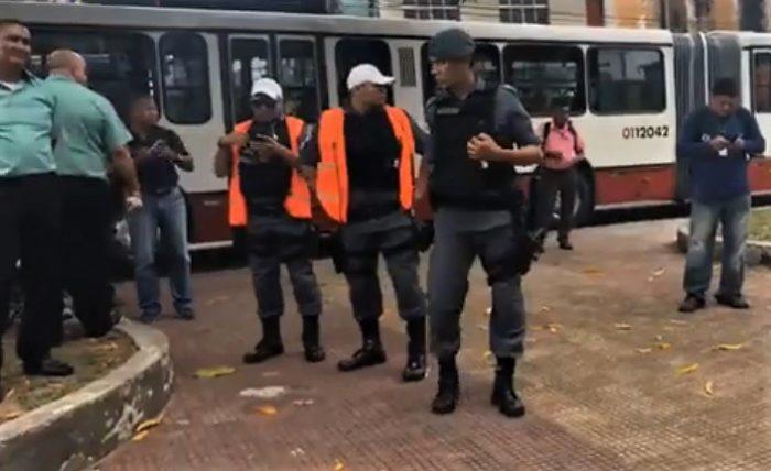Sindicato repudia ato agressivo de rodoviários contra repórter