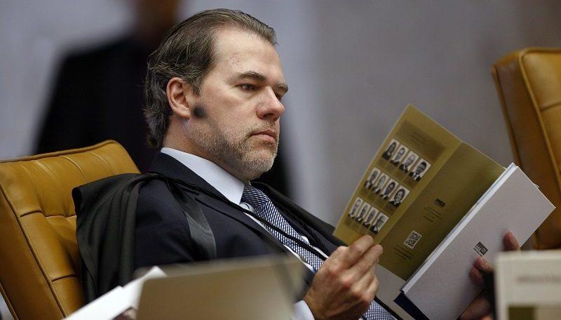 Ministro Dias Toffoli está sob suspeita de lavagem de dinheiro