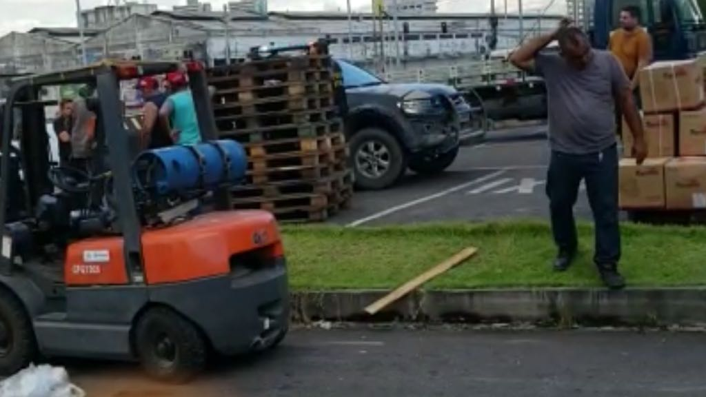 Polícia Federal apreende equipamentos agrícolas