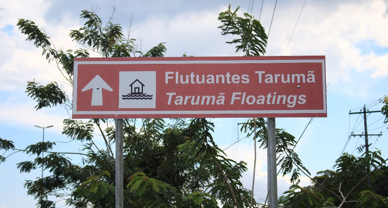 Famílias denunciam que festas em flutuantes no Tarumã perturbam a ordem
