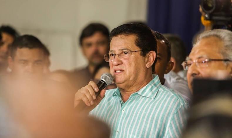 """""""O Amazonino é a única solução para o estado"""", diz Alfredo"""