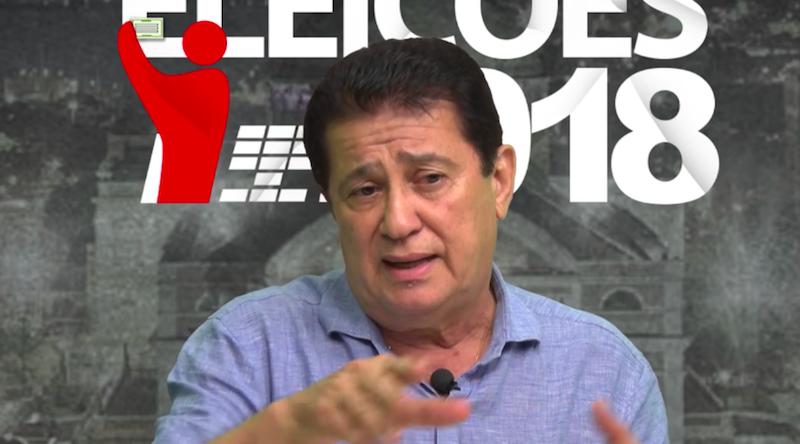 Alfredo Nascimento será porta-voz do PR na reunião com Bolsonaro
