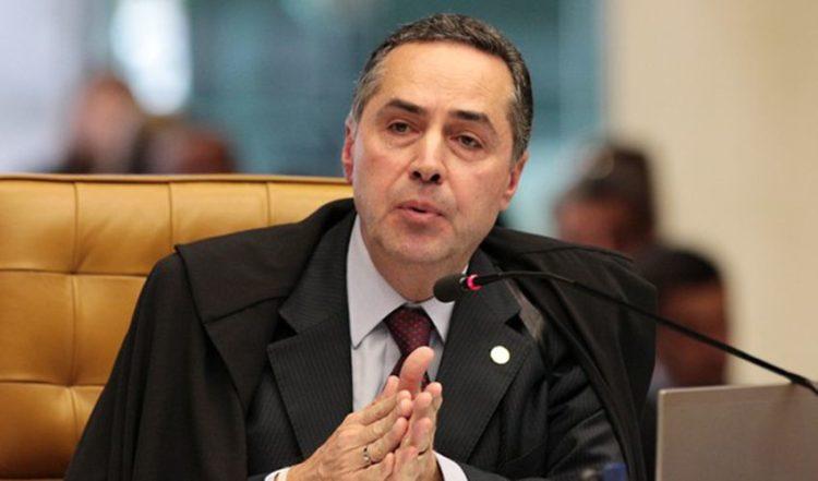 Barroso é eleito para mais um biênio como titular do TSE