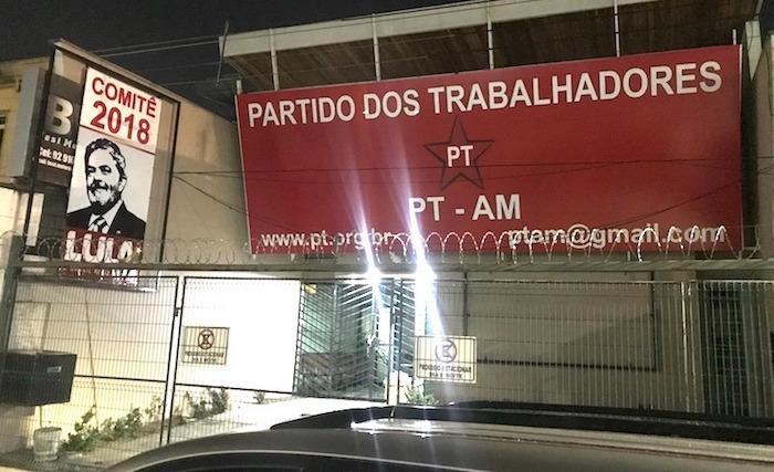 """""""Nada mudou"""", diz Sinésio sobre campanha do PT no Amazonas"""