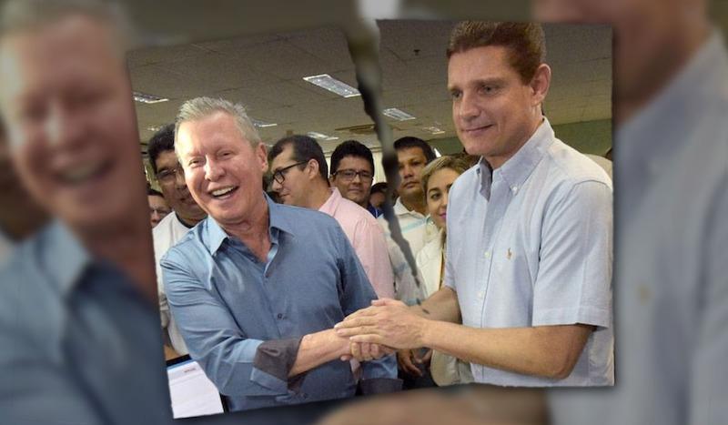 Marcos Rotta rompe com Arthur e pede desfiliação do PSDB