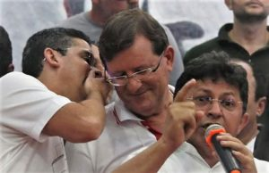 David Almeida coligação Senado